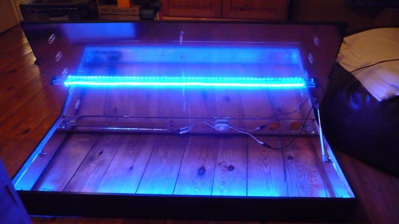 Oświetlenie Nocne Zrób Krok Po Kroku Diy Nano Reefpl